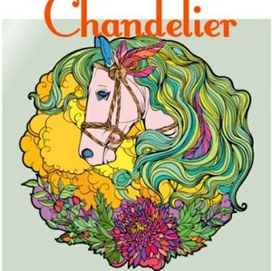 Chandelier Style Beaded Earrings